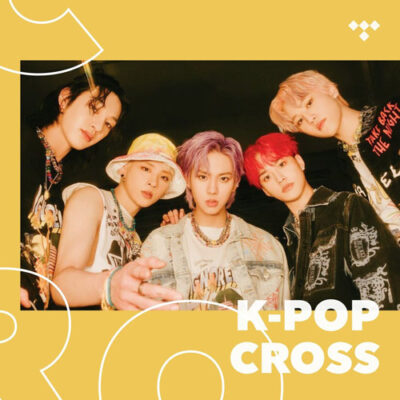 پلی لیست K-Pop Cross